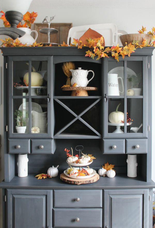 59 Incredibly Simple Rustic Décor Ideas That Can Make Your: 25 DIY Fall Decor Ideas With Rustic Elements