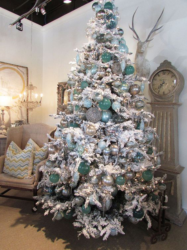 awesome vintage christmas tree ideas