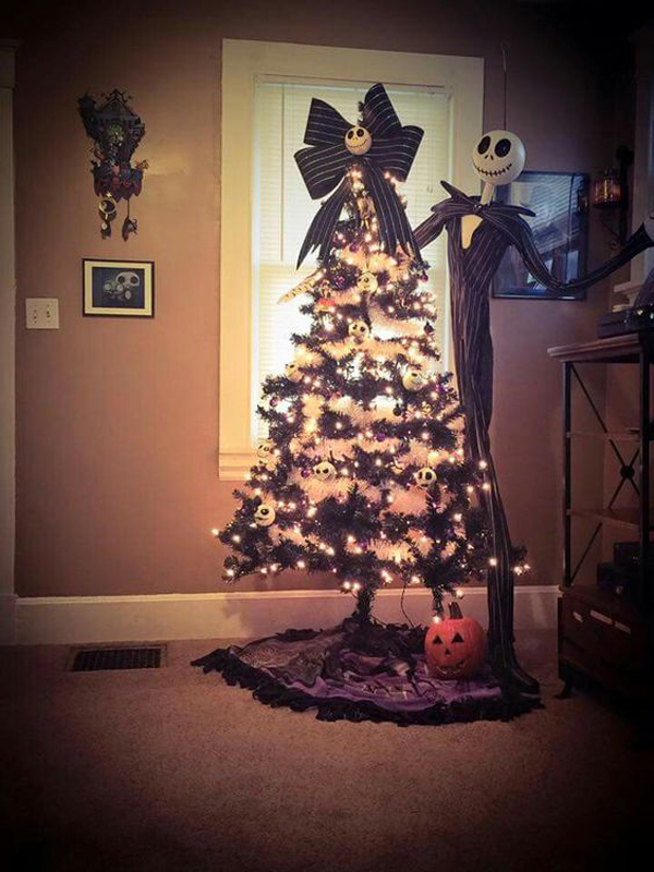 gothic christmas pictures