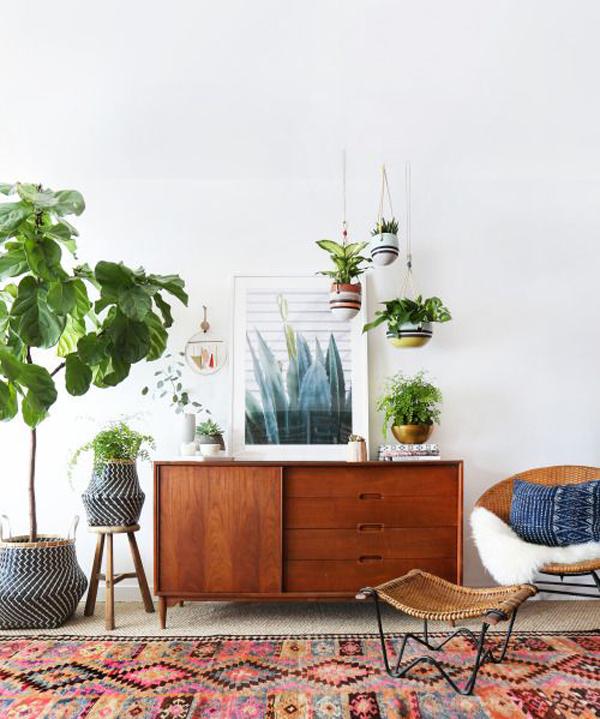 20 Modern Indoor Garden With Scandinavian Style | Home Design And ...