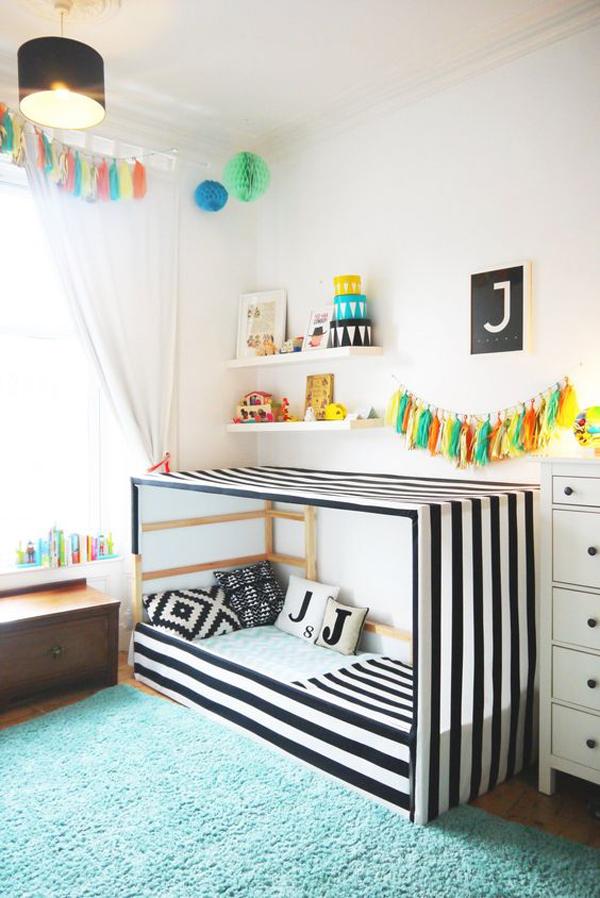 35 Awesome IKEA Kura Beds For Kids
