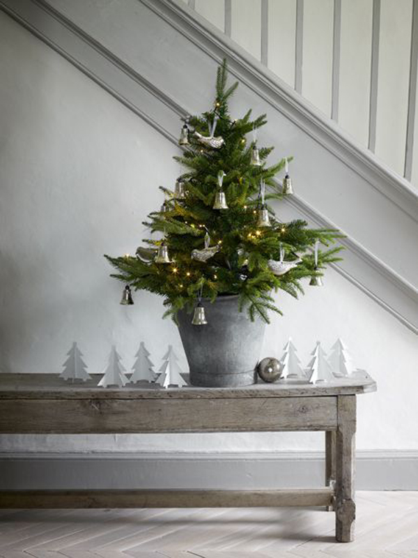20 Simple Christmas Tree Display For Small Spaces ...