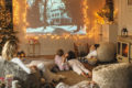 cozy-christmas-home-theater-ideas