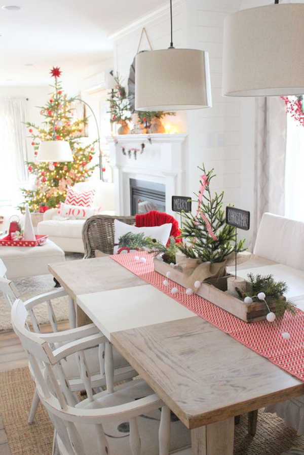 Cozy Dining Room Decor Ideas: 10 Cozy Homes Decor To Snuggle In This Christmas