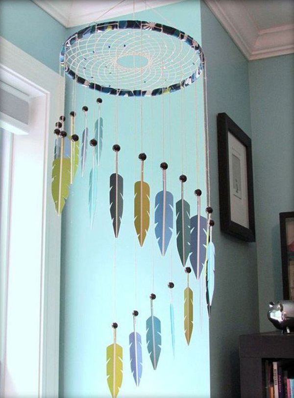 25 Beautiful Diy Dream Catcher For Every Room Home