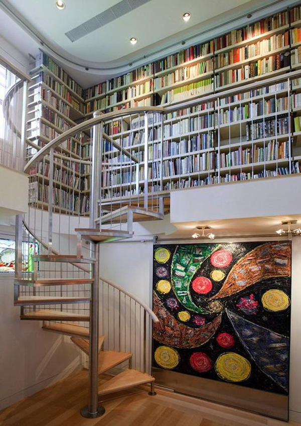 Look At The 25 Home Library Design Below And Let Yourself Find Some Of The  Best Ideas!