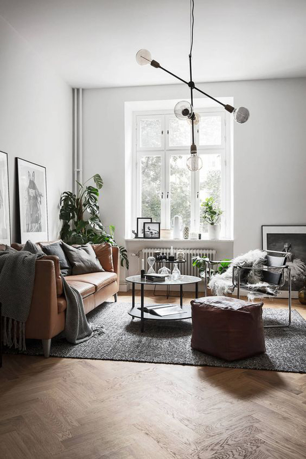 amazing industrial living room decoration - Industrial Living Room Decor