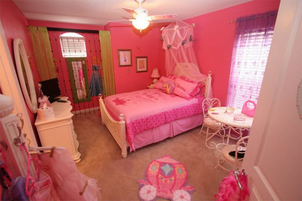 20 Inspired Disney Bedroom Theme For Little Girls | Home Design ...