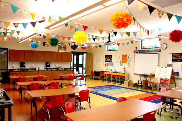 Unique Classroom Design ~ Most inspiring classroom ideas for back to school