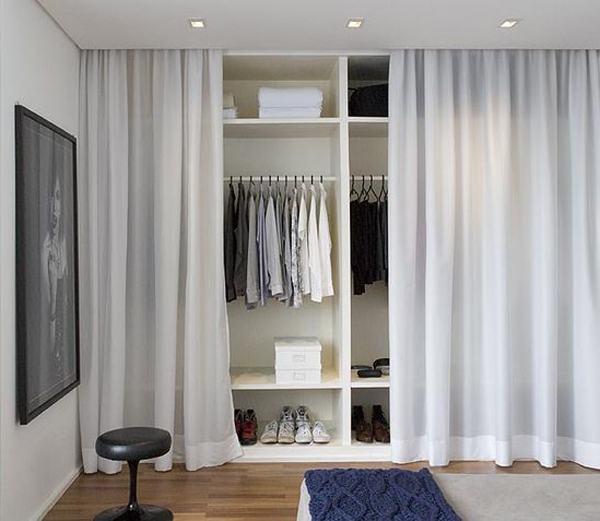 10 Hidden Closet Ideas For Small Bedrooms