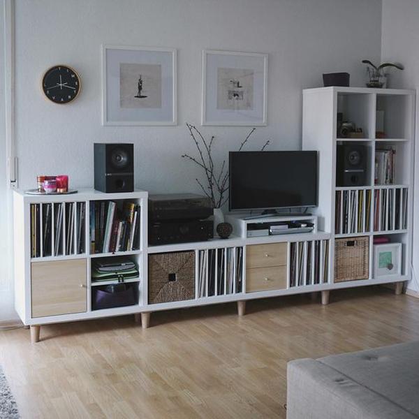 ikea-kallax-tv-units   HomeMydesign