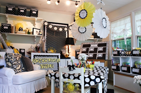 Homey Classroom Decor ~ Most inspiring classroom ideas for back to school