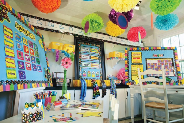 Inspirational Theme Ideas: 20 Most Inspiring Classroom Ideas For Back To School