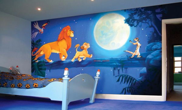 20 Inspired Disney Bedroom Theme For Little Girls Home Design And Interior