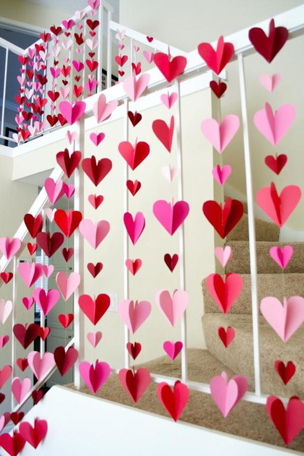 25 Adorable DIY Valentine Crafts For Home Decor | Home Design And ...