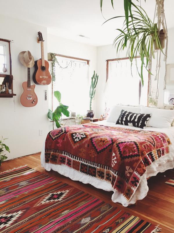 bookmark rug htm modern black aztec bohemian sadie rugs wool white