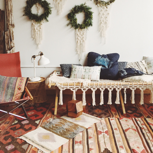 mexican colored rug crazy item indian laurel farm w blanket htm stripes rugs bohemian bright leaf vintage no style pages