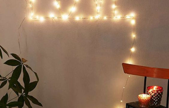 Diy String Lights Home Design And Interior