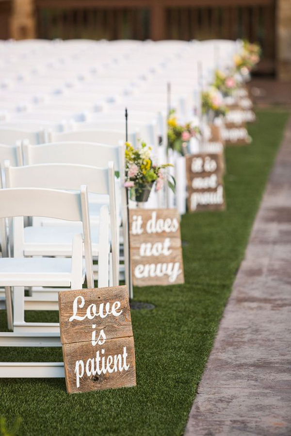 25 Cheap And Simple DIY Wedding Decorations HomeMydesign