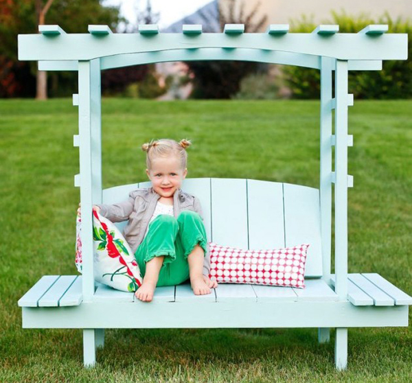 You Can Build With Their Furniture And Structures Make A Pallet For Kids Is One Of The Great Ideas Cool Yet Easy To Surprise Your