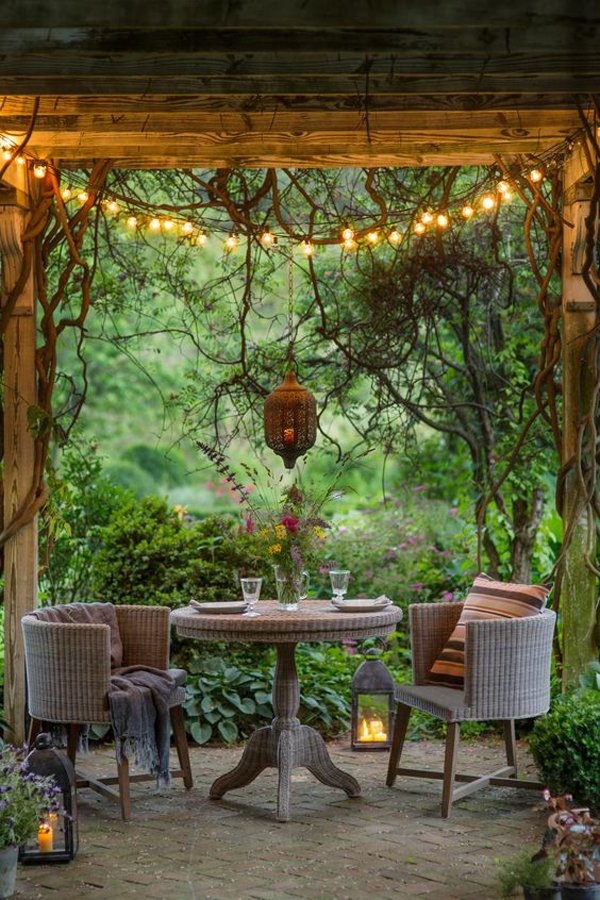 Diy Patio Canopy