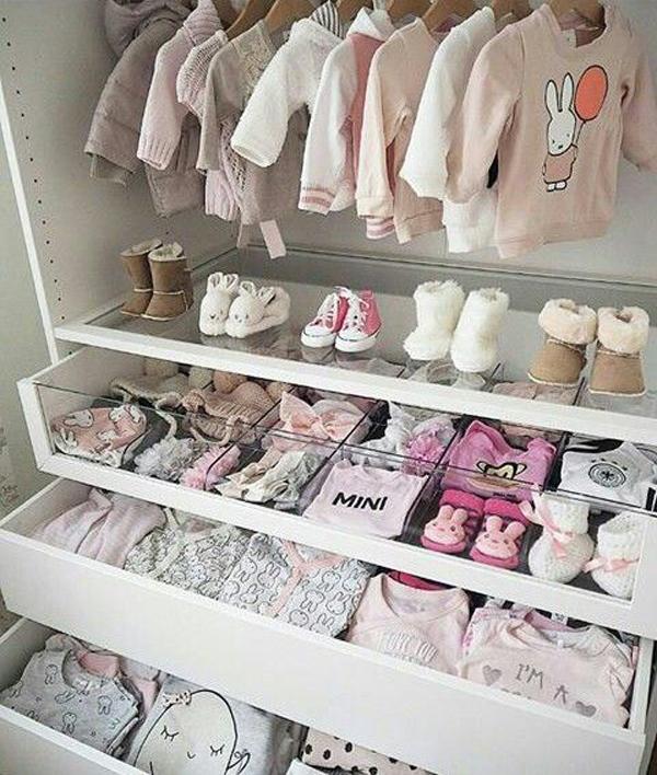 20 Beautiful Baby Boy Nursery Room Design Ideas Full Of: 20 Simple And Practical Nursery Organization Hacks