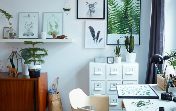 ikeas first collection comes with minimalist indoor garden from family for bruno an opportunity to learn about nature not only succulent plants that - Ikea Indoor Garden