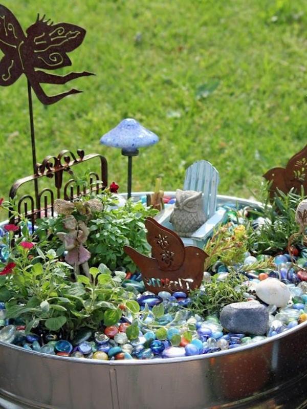 35 Miracle DIY Miniature Fairy Garden Ideas   HomeMydesign