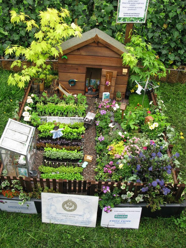 35 Miracle DIY Miniature Fairy Garden Ideas