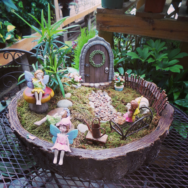 Magical Fairy Garden Designs: 35 Miracle DIY Miniature Fairy Garden Ideas