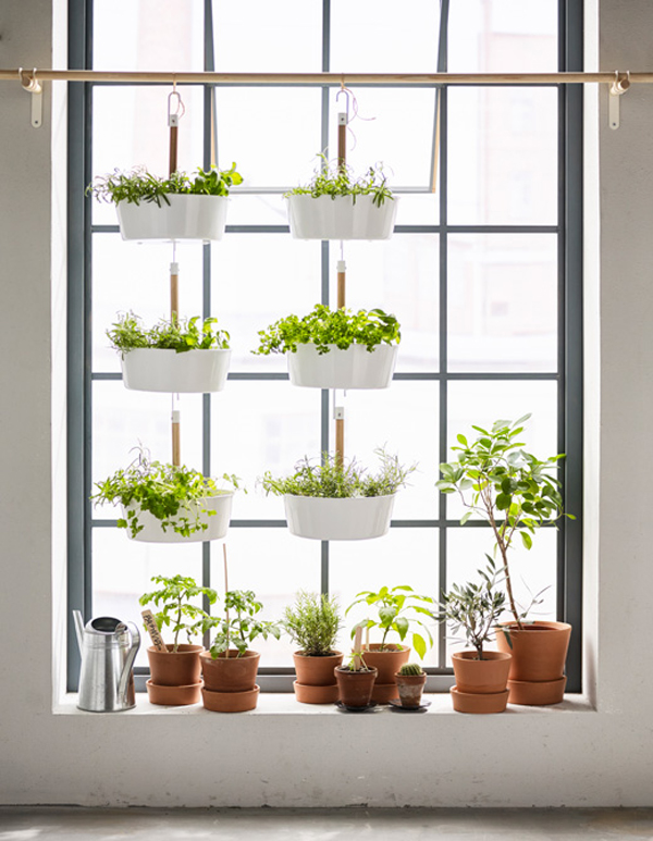 10 best diy ikea indoor garden spaces home design and for Indoor gardening documentary