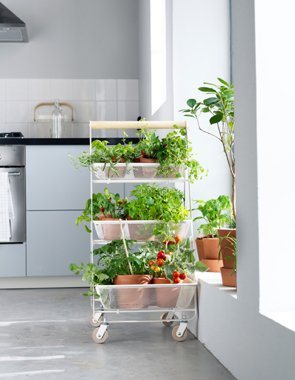 10 Best Diy Ikea Indoor Garden Spaces Home Design And