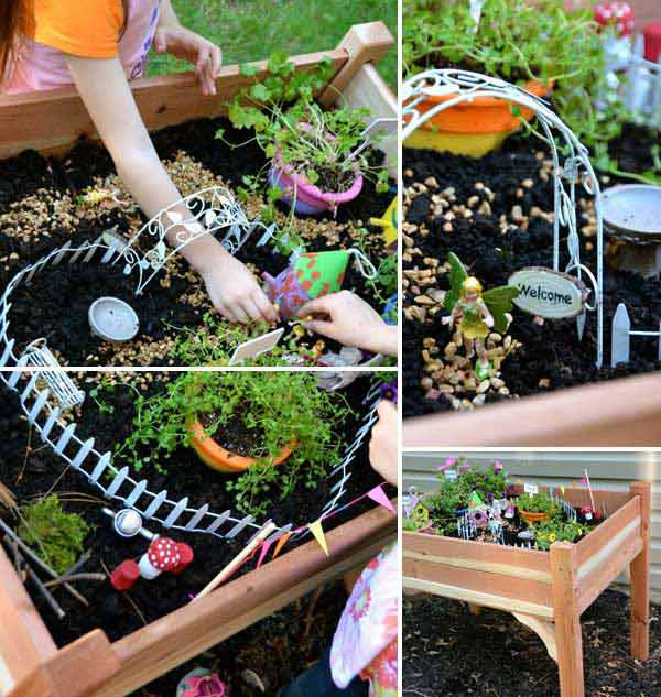 20 Wonderful Garden Crafts For Kids Activities | Home Design And ...