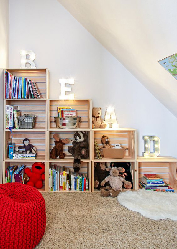 20 Cozy Diy Reading Nooks For Kids Home Design And Interior