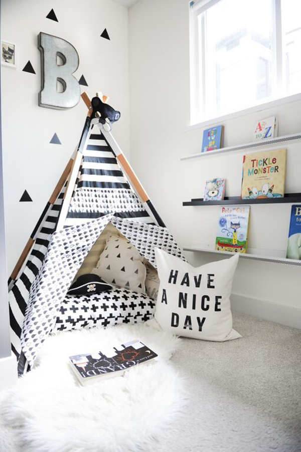 20 following reading corner for you to be inspired and many of them look very simple. Letu0027s check it out!  sc 1 st  Homemydesign.com & 20 Cozy DIY Reading Nooks For Kids | Home Design And Interior