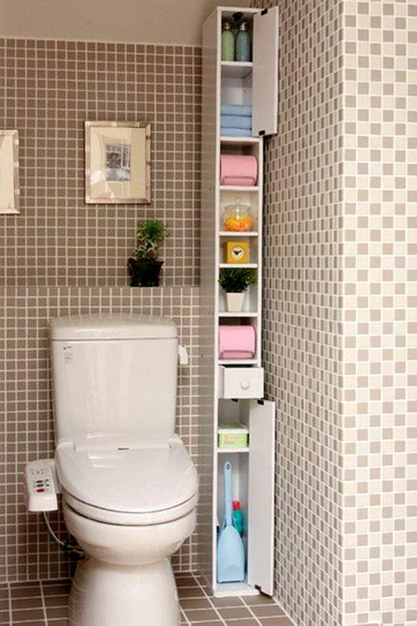 35 Smart Diy Storage Ideas For Tiny Bathroom Home Design