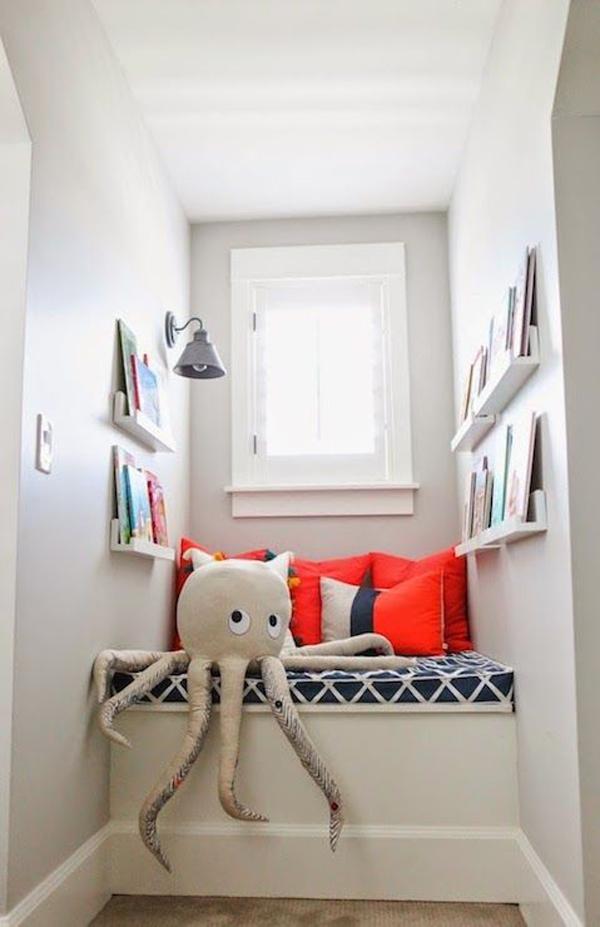 20 Cozy Diy Reading Nooks For Kids Home Design And Interior