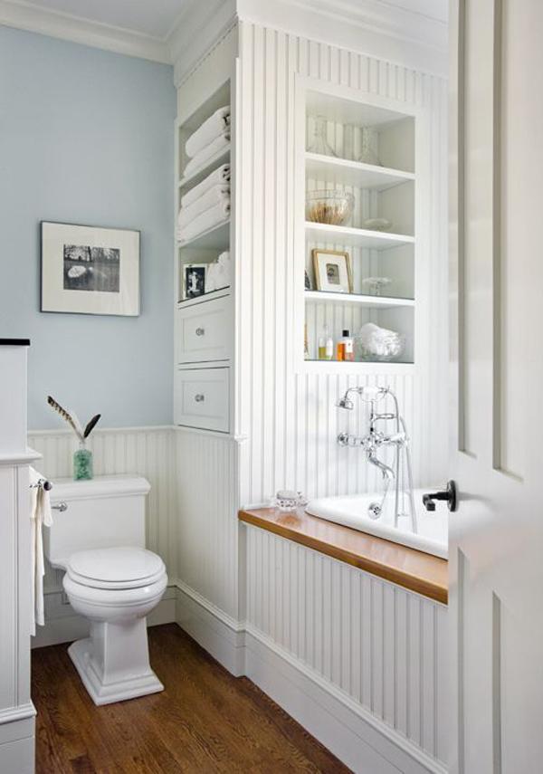 35 Smart DIY Storage Ideas For Tiny Bathroom | HomeMydesign on Small Apartment Bathroom Storage Ideas  id=64656
