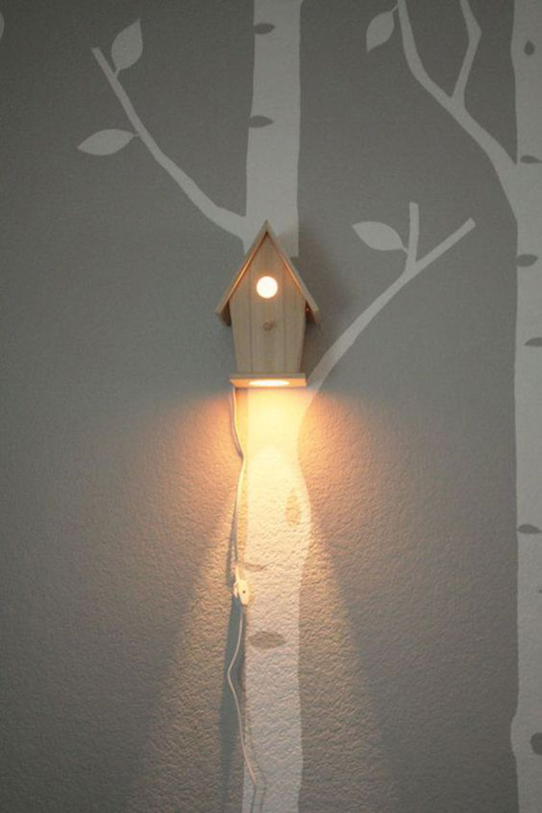 10 Cute And Adorable Wall Lamps For Kids Room Home Design And Interior