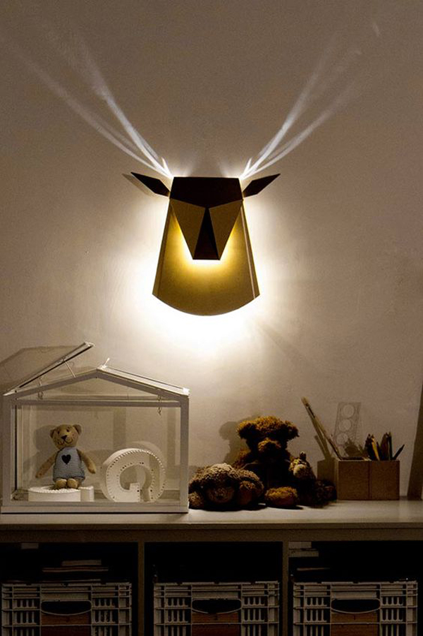 Wall Lamps For Children S Room : 10 Cute And Adorable Wall Lamps For Kids Room Home Design And Interior