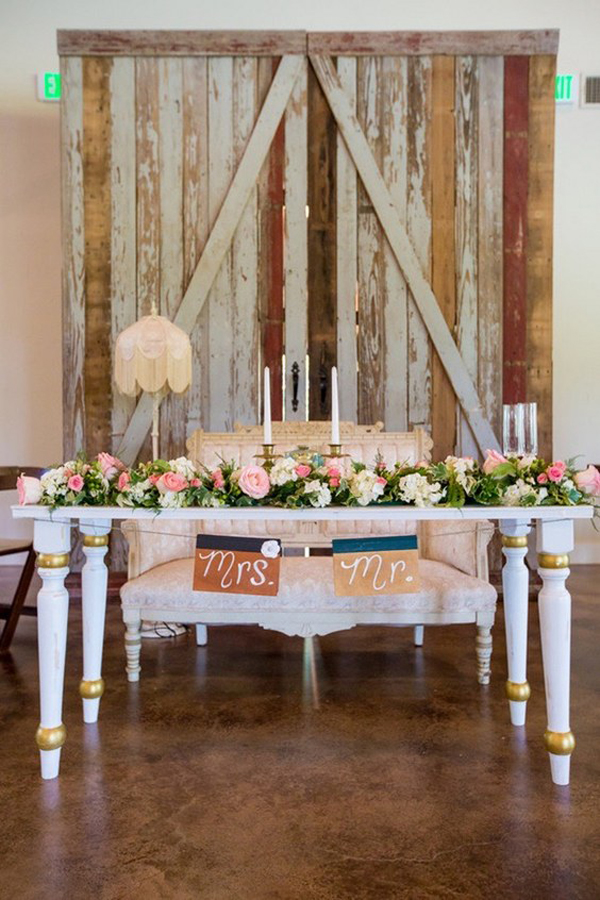 22 Rustic Country Wedding Table Decorations Home Design And Interior