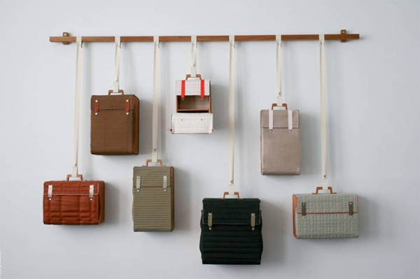 Hanging Handbag Storage Decor