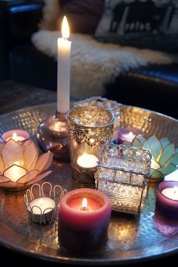 Peaceful-ramadan-candle-decor-ideas