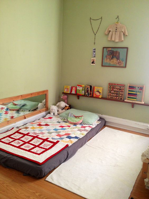 15 Safe And Cozy Kids Floor Bed Ideas Home Design And