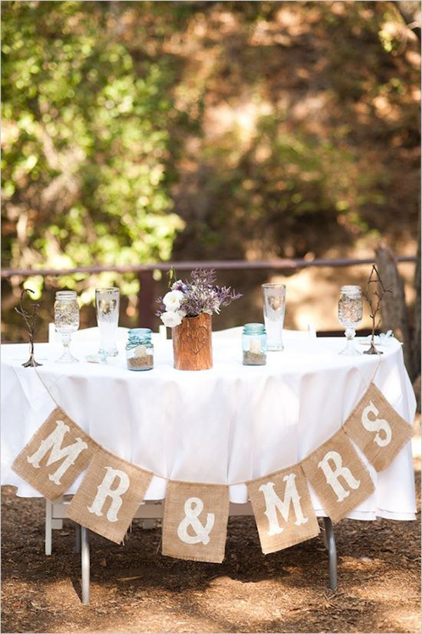 22 rustic country wedding table decorations home design for Www wedding decorations ideas