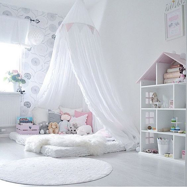 15 Safe And Cozy Kids Floor Bed Ideas | Home Design And Interior