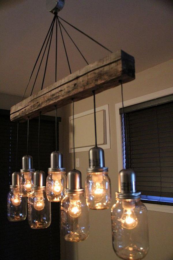 15 Natural Diy Wood Chandelier Ideas Homemydesign