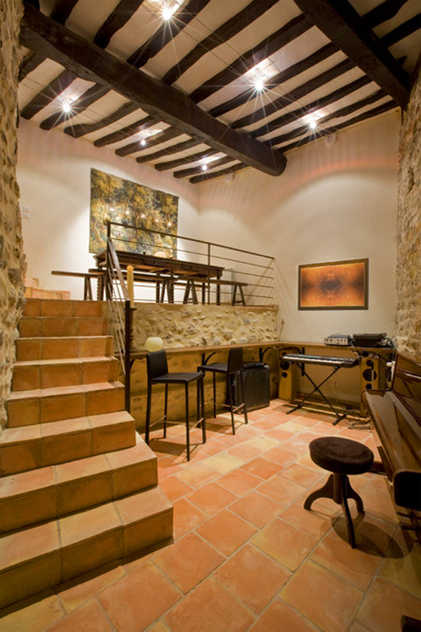 10 Cool And Modern Home Music Studios Home Design And