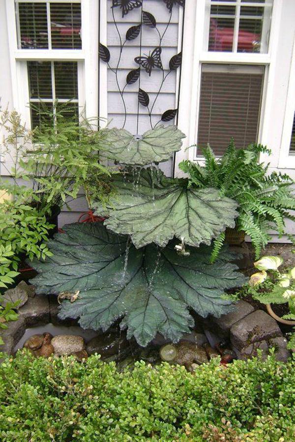 20 crafty diy rain features for your gardens home design for Home rain garden design