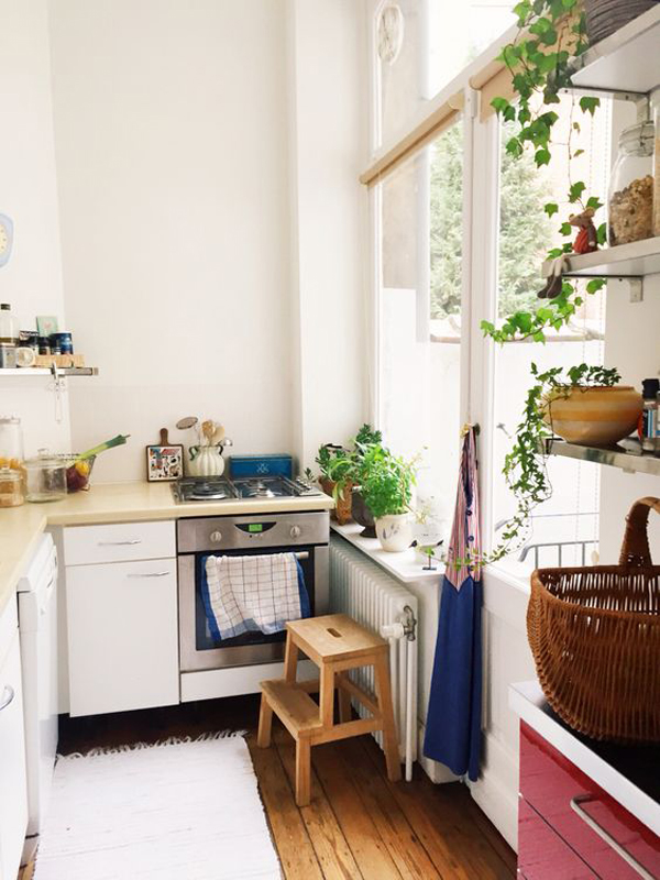 25 Cozy And Minimalist Scandinavian Kitchen Ideas | Home ...